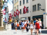 Retail Switzerland High Street Snapshot Q3 2020